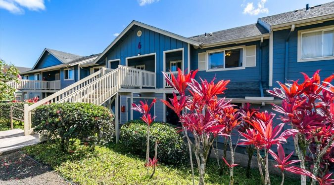 Nice upstairs unit of 2 beds 2 baths Lihue, Kauai condo on behalf of Maile Properties of Kauai